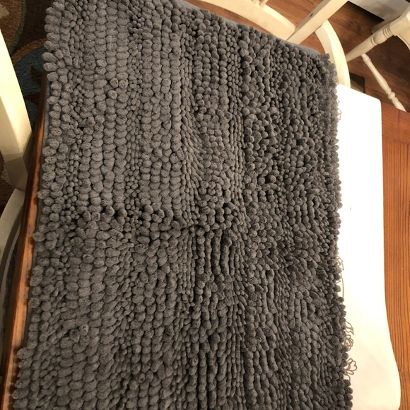Bathroom Rugs That Absorb Water.Norwex Other Chenille Bath Rug New Poshmark